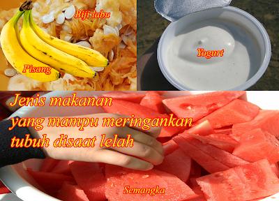 Jenis makanan yang mampu