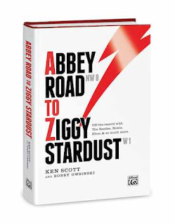 Abbey Road To Ziggy Stardust book cover image from Bobby Owsinski's Big Picture production blog