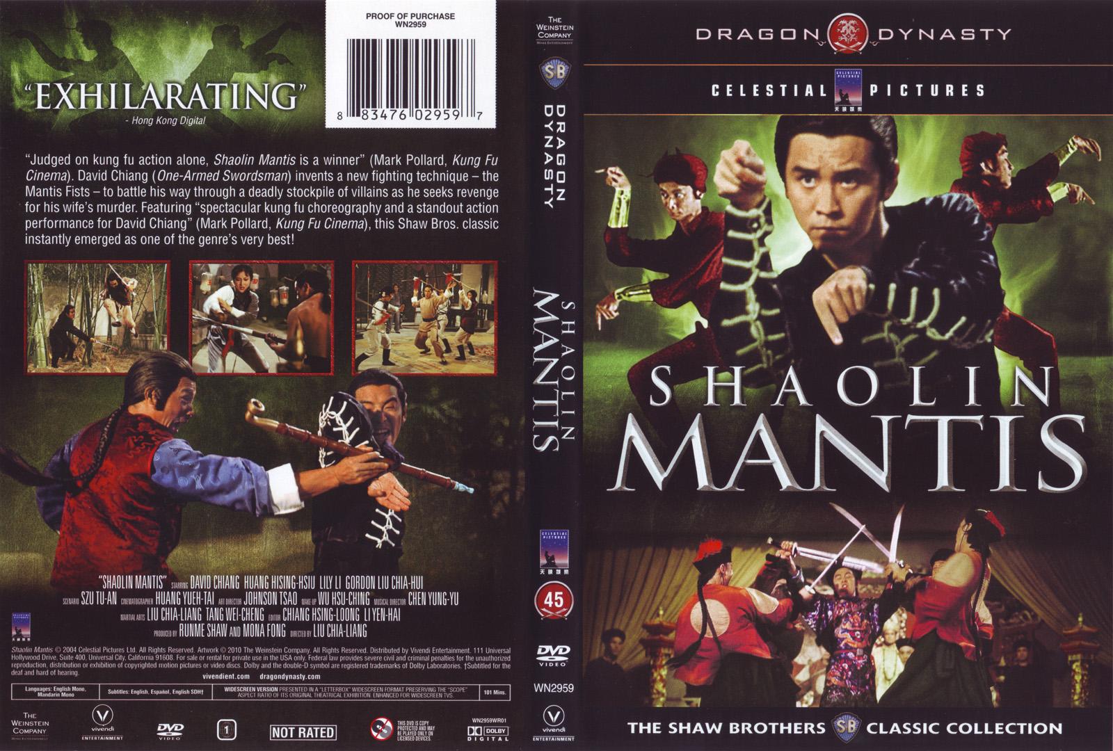 shaolin mantis 1978 full movie in mandarin with english subtitles