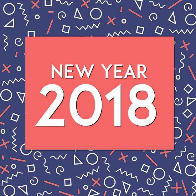 Happy New Year 2018 Wishes For Friends & Images