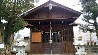 境内神社本殿
