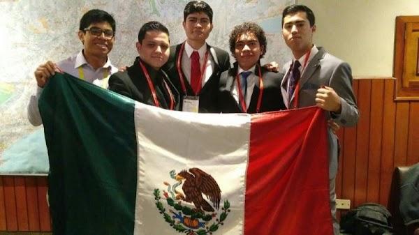 ¡Orgullo Mexicano! Estudiantes ganan plata y bronce en la XXII Olimpiada Iberoamericana de Química.