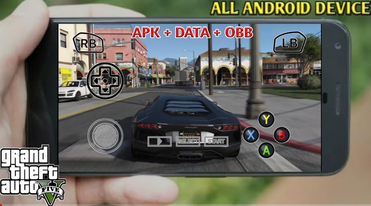 Download Gta 5 Android Apk Data Obb - iTechBlogs co
