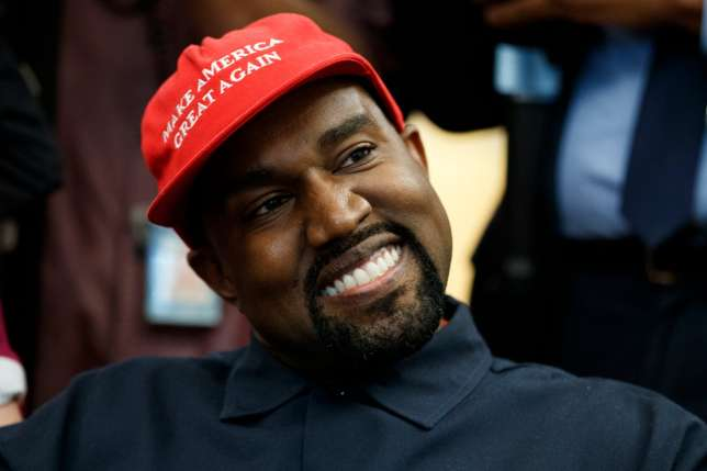 'I am distancing my self from Politics' - Kanye West