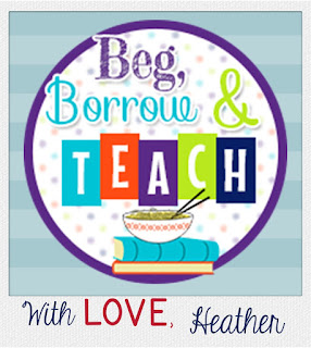 Beg, Borrow, and Teach!: Creating a Teacher Vision Board