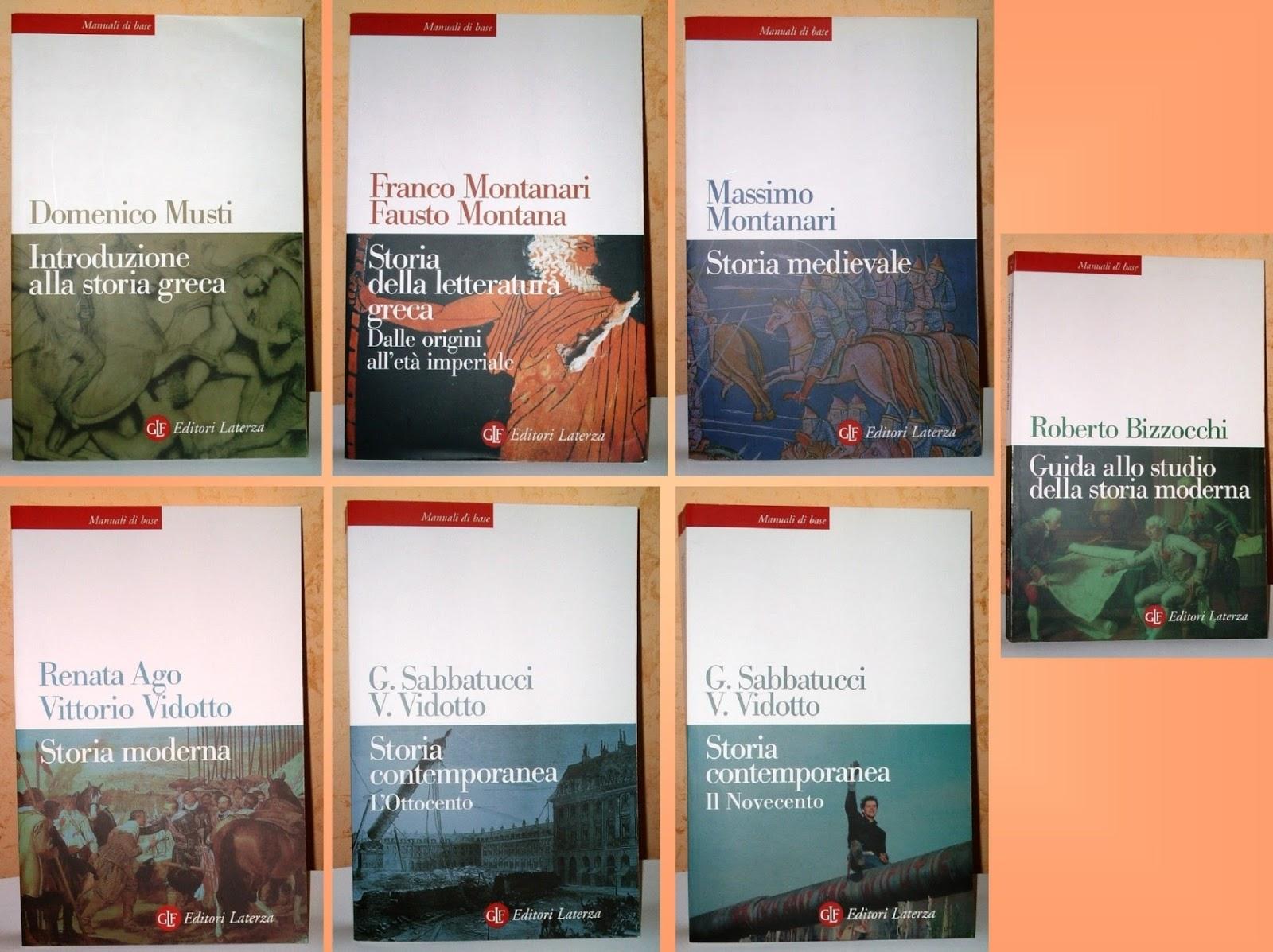 sabatucci vidotto storia contemporanea  La scorribanda legale di Silvana Calabrese: La storia secondo i ...