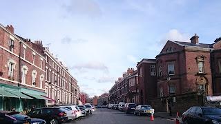 Falkner Street in 2016
