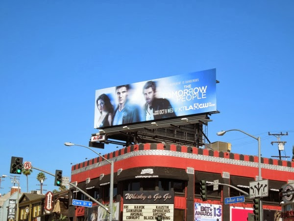 Tomorrow People season 1 billboard