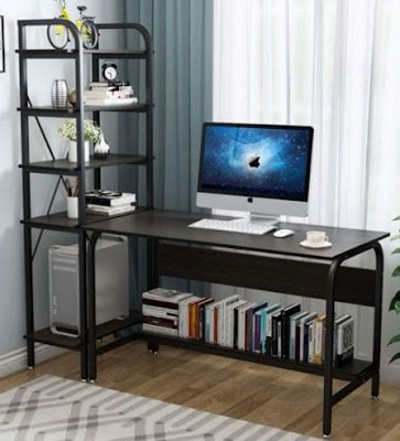How To Arrange Work Tables at Home Office