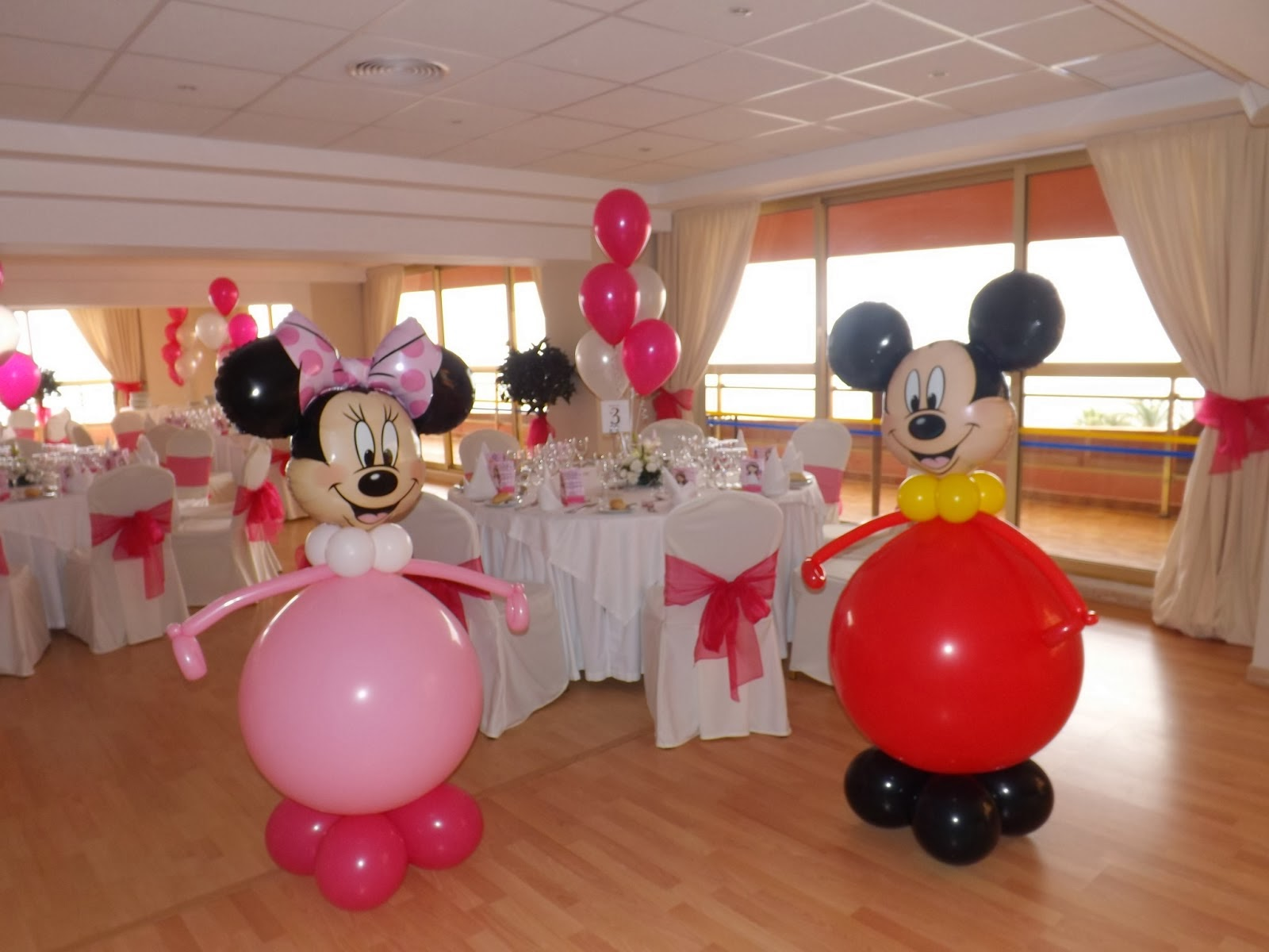 Imagenes fantasia y color ideas para fiesta infantil for Ver decoraciones