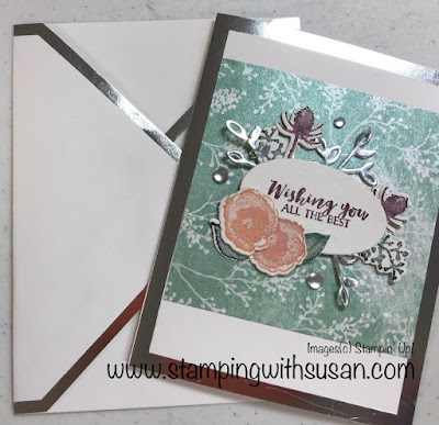 Stampin' Up!, www.stampingwithsusan.com, 2018 Holiday Catalog, Frosted Floral Bundle