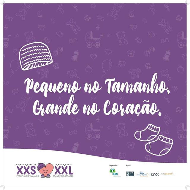 xxs-xxl, pequeno no tamanho, grande no coração