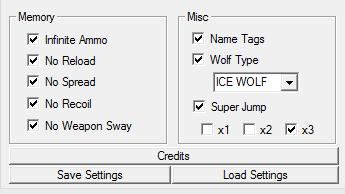 WwfGDUb Wolfteam Memory Wallhack Sınırsız Mermi Hile Botu indir