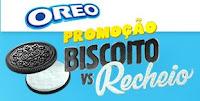 Promoção Oreo Biscoito Vs Recheio www.biscoitoourecheio.com.br