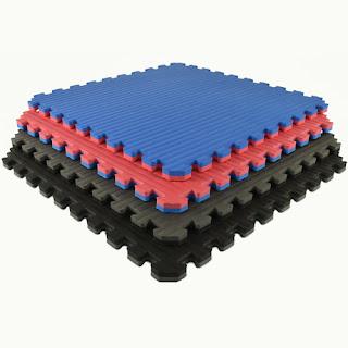 Greatmats Home Tatami Sport Tile 20mm Foam Tile