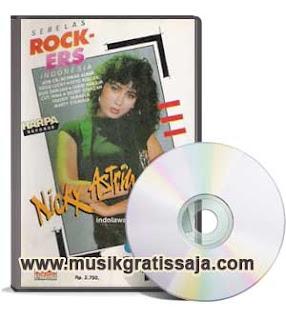 Nicky Astria - Cinta Di Kota Tua (Karaoke)
