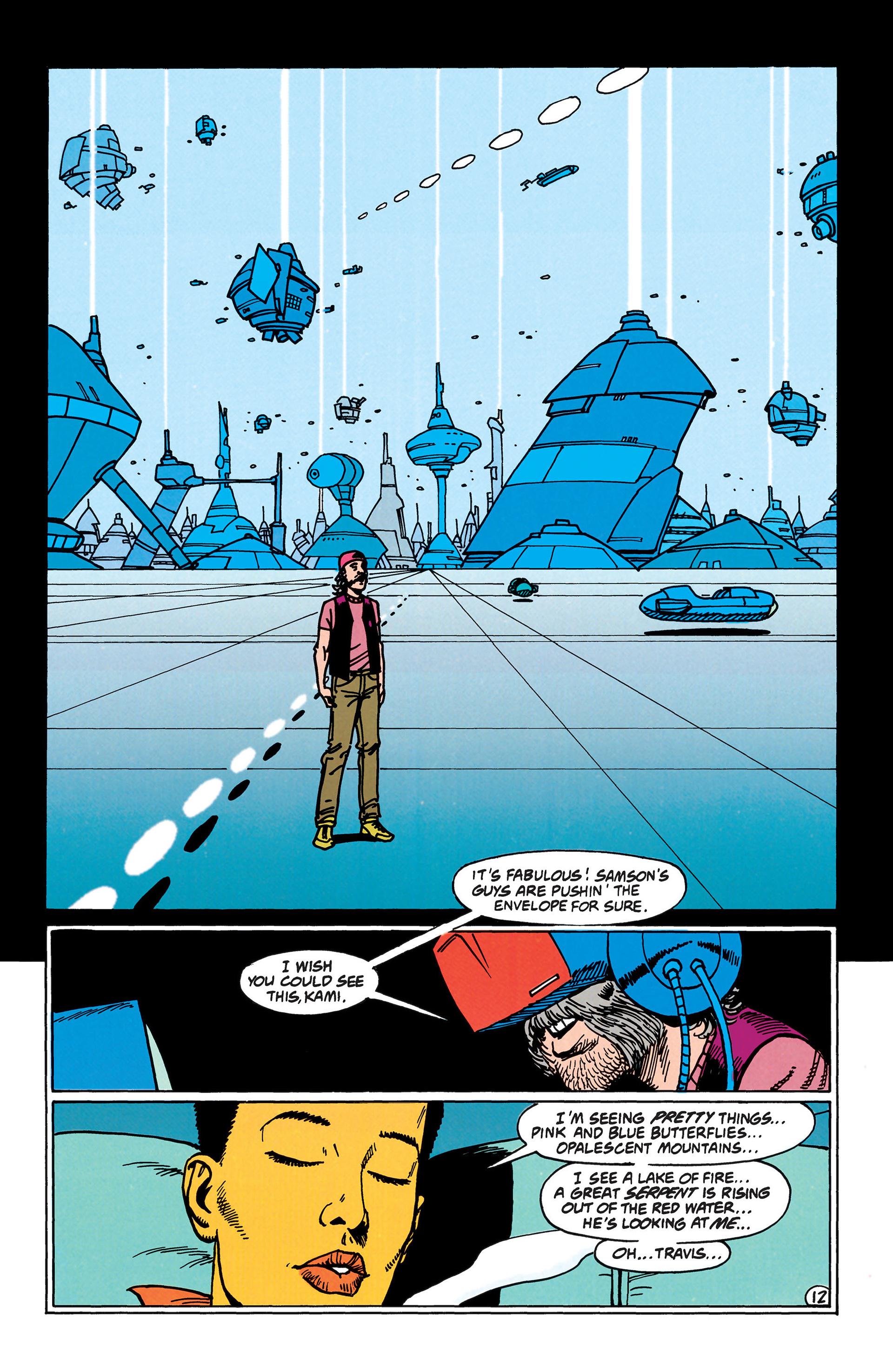 Read online Animal Man (1988) comic -  Issue #47 - 13