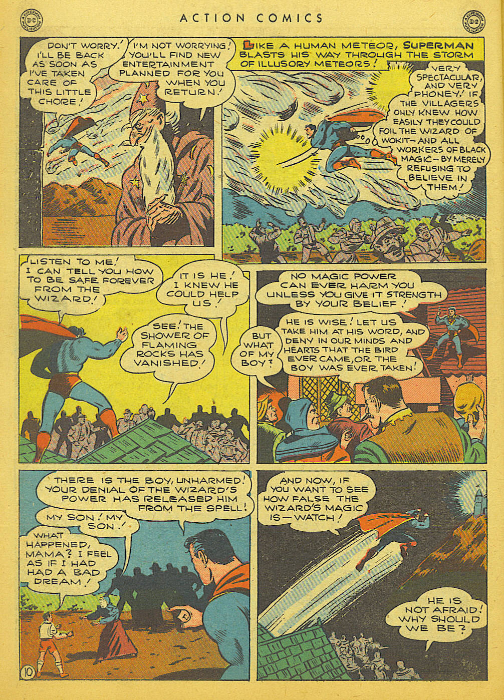 Read online Action Comics (1938) comic -  Issue #86 - 12