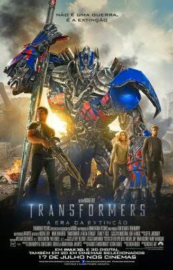 Transformers 4 – A Era da Extinção Dublado
