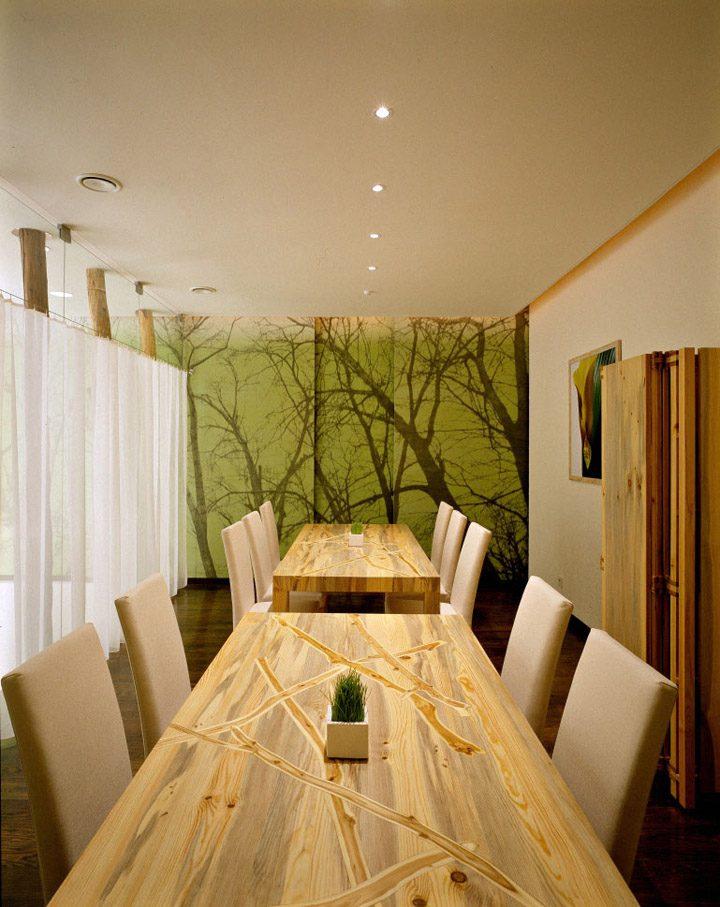 thiết kế nội thất quán cafe độc đáo 8
