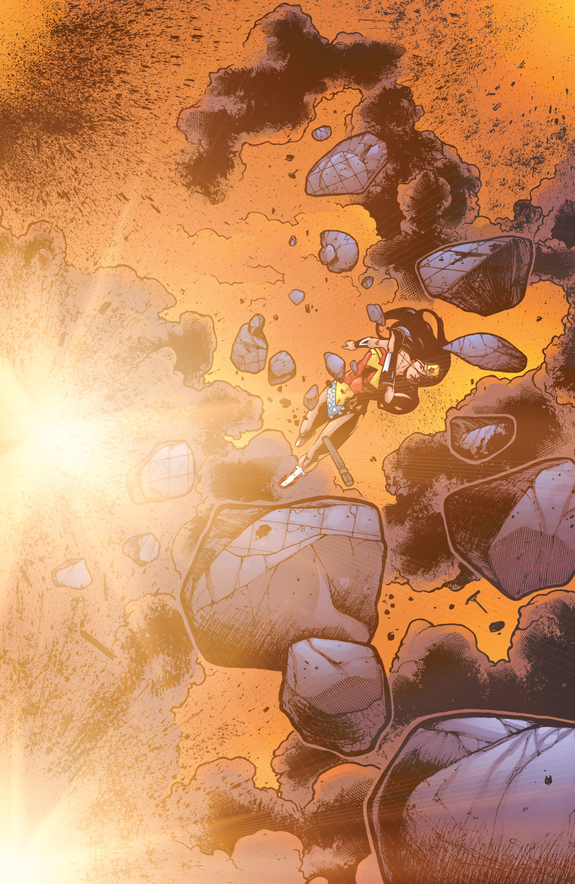 Read online Wonder Woman (1987) comic -  Issue #206 - 16