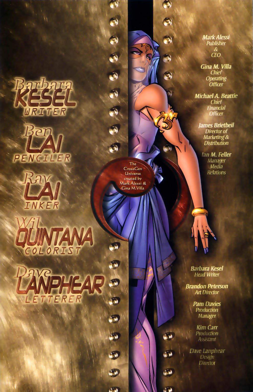 Read online Sigil (2000) comic -  Issue #3 - 24