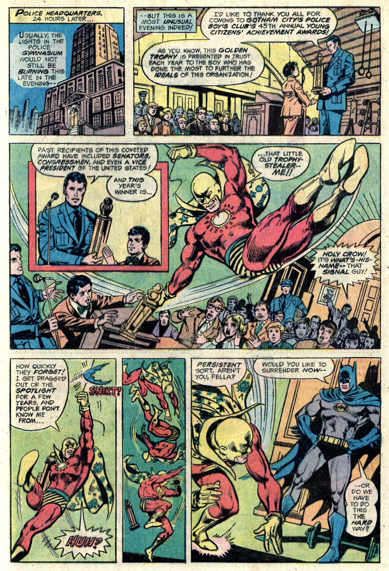 Detective Comics (1937) 466 Page 8