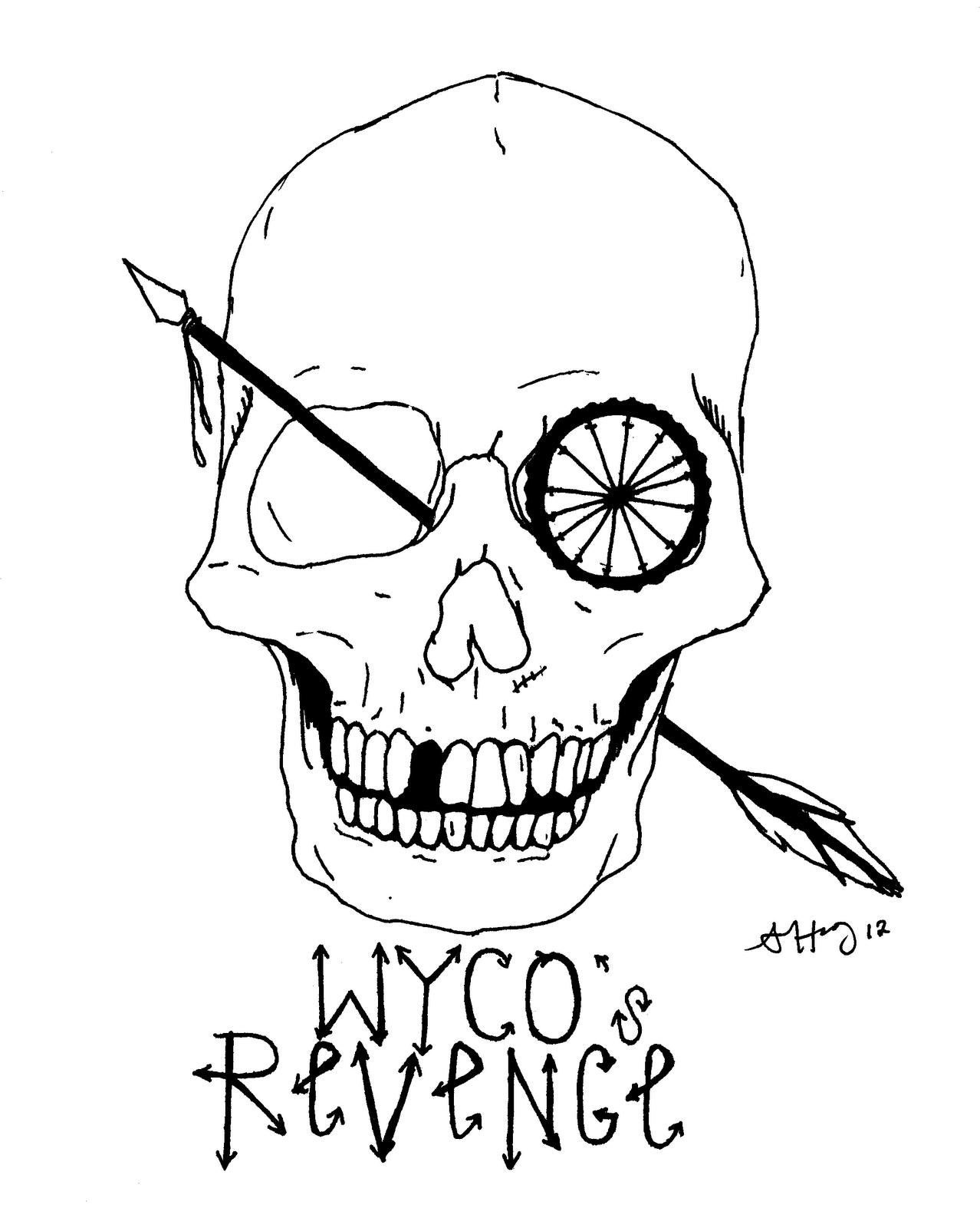 Wyco's Revenge: Wyco's Revenge Logo