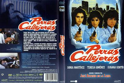 Carátula dvd: Perras callejeras / Descargar / Película