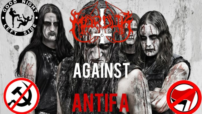 Marduk Black Metal NSBM vs. antifa