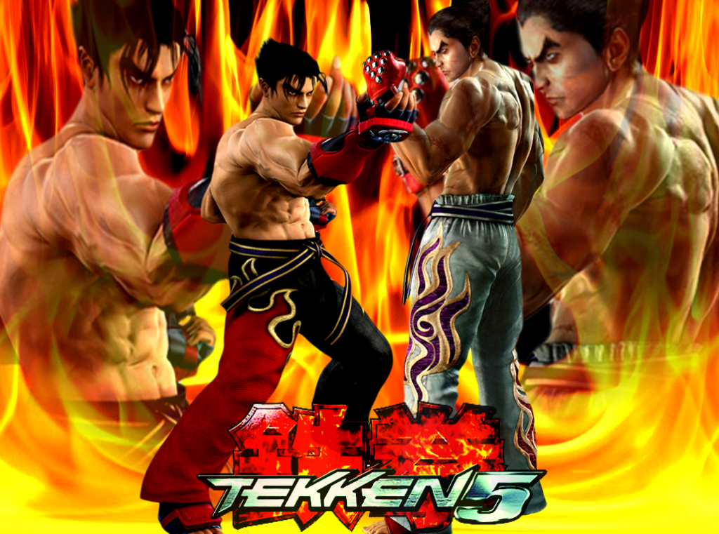 Free Download Tekken 5 PC Game Full Version