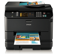 Epson WorkForce Pro WP-4540 Driver Download - Windows, Mac