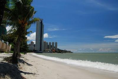 Pantai Tanjung Bungah Beach Penang