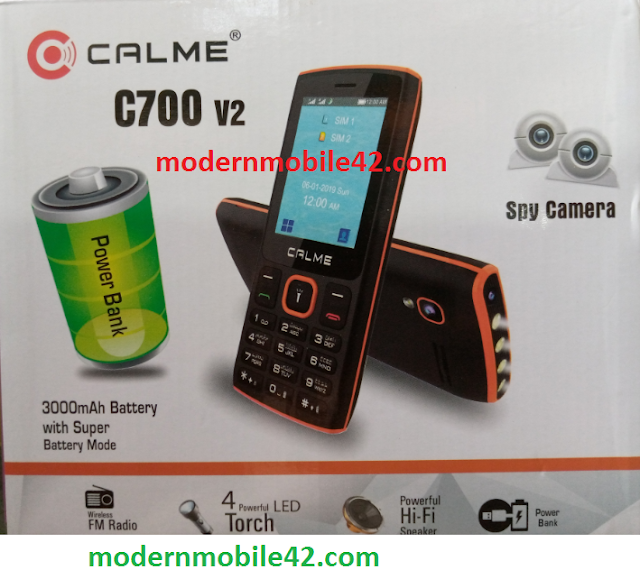 calme c700 v2 selfie flash file Miracle Thunder