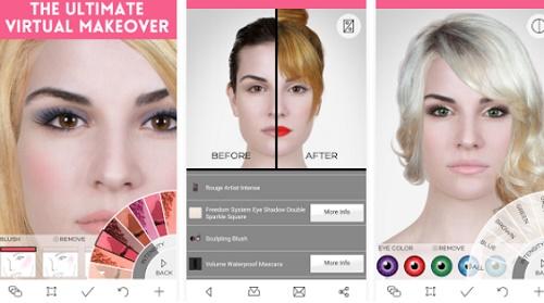 aplikasi android make up sehari hari