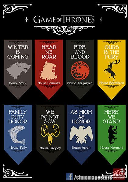 Game Of Throne: Punahnya Keturunan Para Penguasa