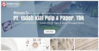 Lowongan Kerja Serang Banten Terbaru 2018 PT. Indah Kiat Pulp & Paper, Tbk