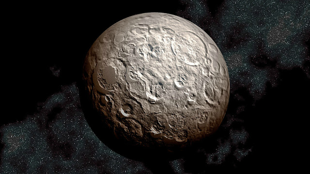 They discover in the solar system an object that challenges our astronomical knowledge