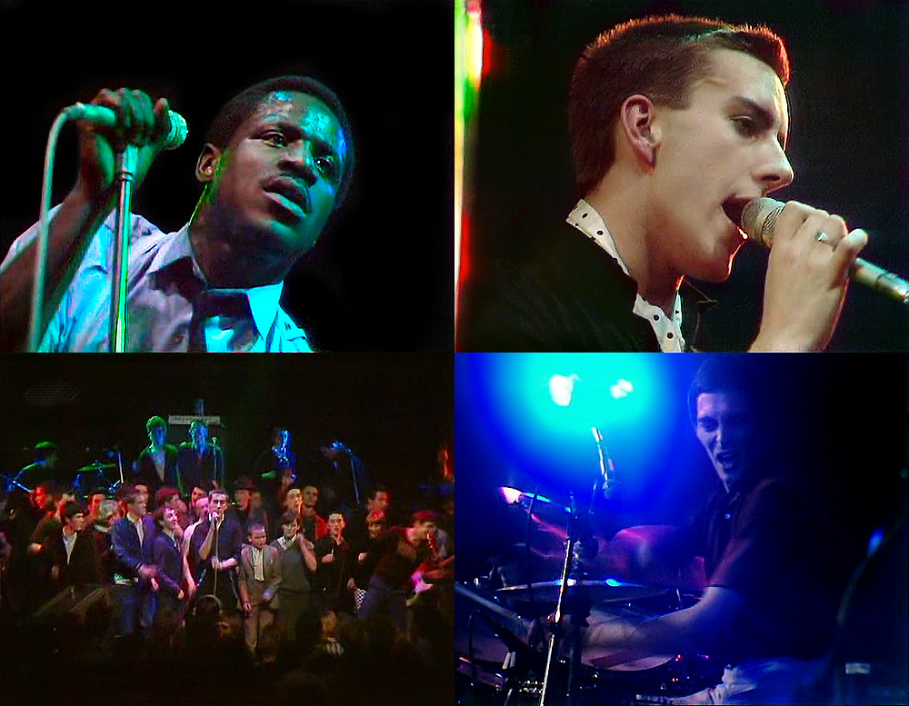 The Specials - BBC Rock Goes To College, Colchester, 1979