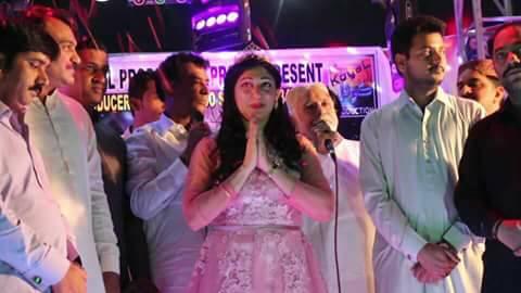 Shehla Gul Taaj Poshi PicsSindhi Famous Singer,Morning show host Shehla gul Images.Shehla Gul Taaj Poshi  in larkano.