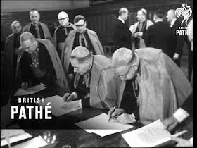 Bispos húngaros assinam Constituição comunista em 1969. É esse o futuro dos bispos da China preparado pela Ospotlitik vaticana?