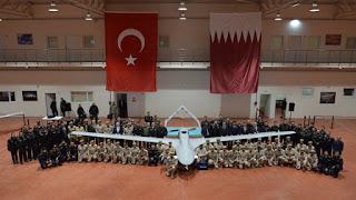 UAV Bayraktar TB2 Qatar