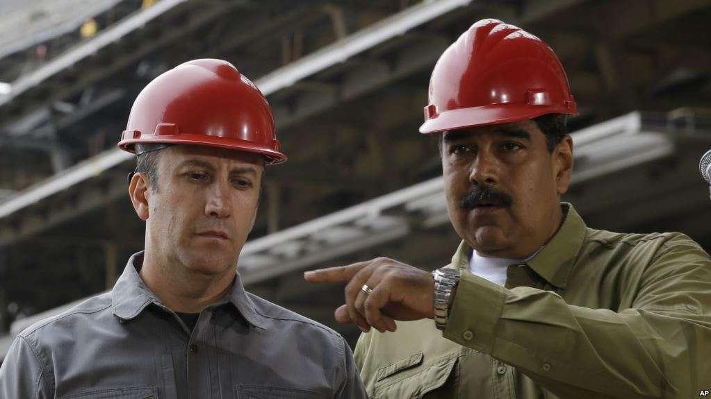 Tareck Zaida El Aissami pasó a ser ministro de Industrias de Nicolás Maduro / AP