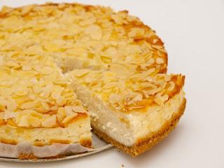 Migdolinio pyrago receptas