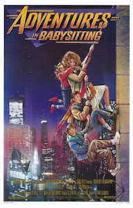 Adventures in Babysitting Poster