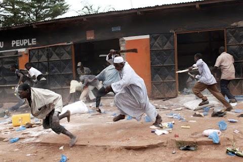 Villagers lynch kidnapper in Kaduna
