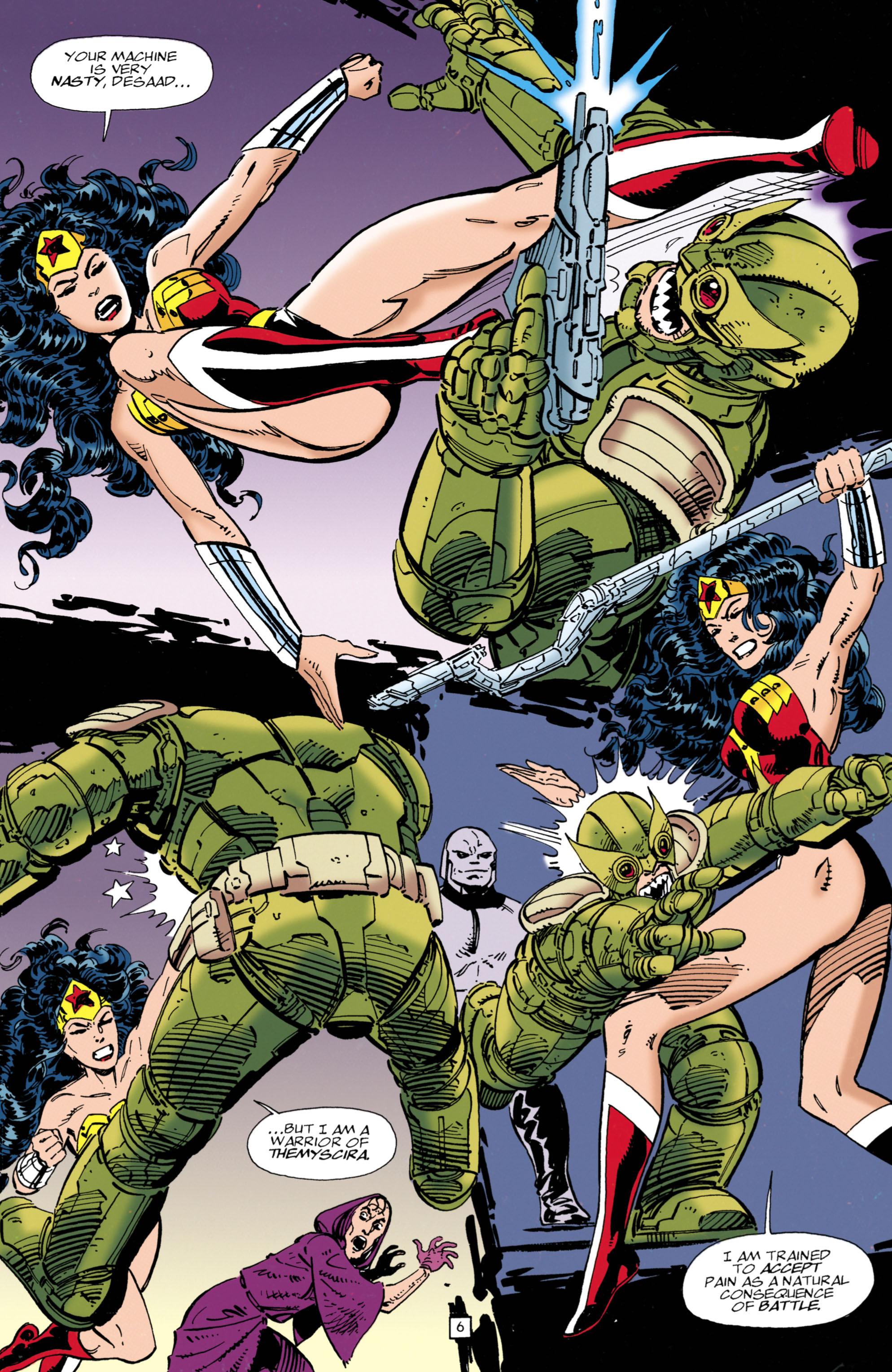Read online Wonder Woman (1987) comic -  Issue #102 - 6