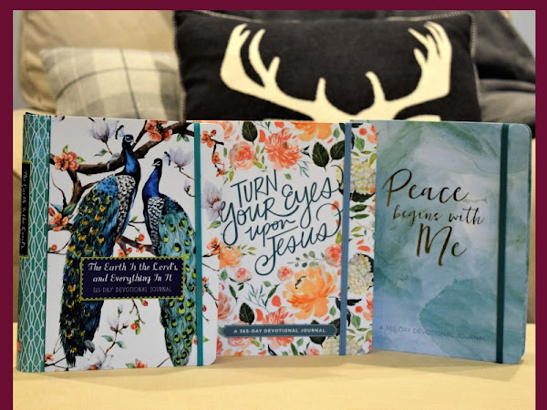 A Peaceful And Uplifting Start to 2019 Begins with Ellie Claire 365- Day Devotional Journals