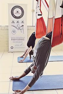 Profesorado AeroYoga® AeroPilates®.  Un curso dirigido por Rafael Martínez y Juan Carlos Morales, impartido por el equipo de formadores de Aero Yoga International- solicita tu espacio y BECA/DESCUENTO PARA PRÓXIMOS CURSOS! INCLUYE EL COLUMPIO PROFESIONAL-ERGONOMICO- INTEGRAL AEROYOGA® PRO NARANJA Y BLANCO (energía y conciencia