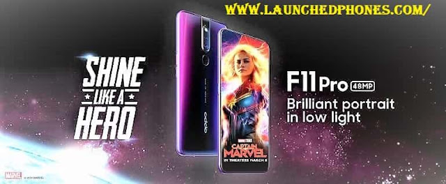 This is the cheapest mobile band or smartphone amongst a popular Oppo F11 Pro launched amongst 12nm architecture SoC